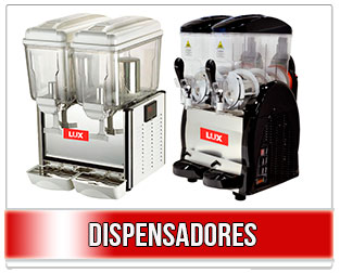 dispensadores de bebidas lux